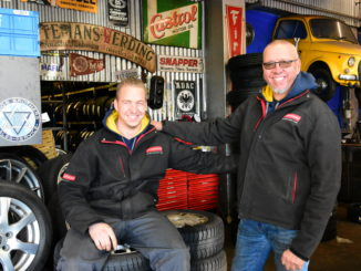 Ron en Rinaldo de Haan Cees Baerts